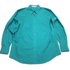 Foxcroft Wrinkle Free Button Shirt